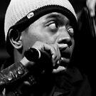 Hip Hop artiste by richardseah