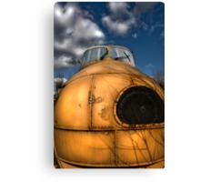 Westland RAF Helicopter Canvas Print
