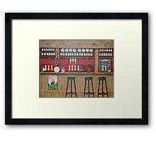 Irish Pub Framed Print