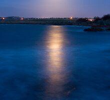 Moonlight Sea by Karen Millard