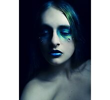 She eyes me like a Pisces when I am weak Photographic Print