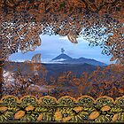 Bromo Batik by Jane McDougall