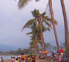 Timor Beach scene by IntrepidTravel