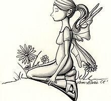 daisy  by ninamarie