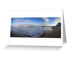 North Bay Panorama Greeting Card