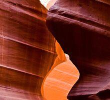 Upper Antelope Canyon  by Josh Myers