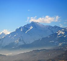 Beautiful Valais by Rosy Kueng