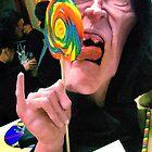 Scrumptious Lollipop by Brandon Myles Osman