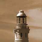 Cape Leeuwin Lighthouse by thebeachdweller