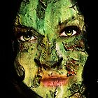 Fantasy Art Series: Reign of the Lizard Queen by Rebecca Richardson