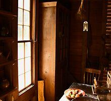 Kitchen Window by Bob  Reeves