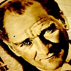 Mustafa Kemal Ataturk by taiche