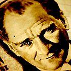 Mustafa Kemal Ataturk by taiche