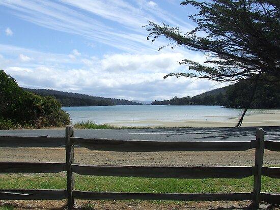 Eagle Neck, Tasman Peninsula by thebeachdweller