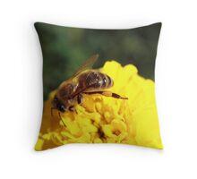 Angaston Bee #1 Throw Pillow