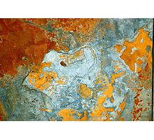 Rock Abstract Photographic Print
