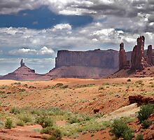 Monument Valley by Melinda Kerr