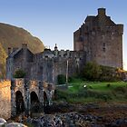 Eilean Donan Castle by Louis Costello