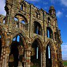 Whitby Abbey #6 by Trevor Kersley
