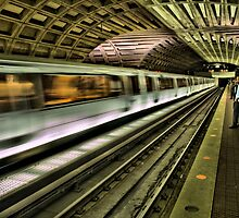 Metro Motion by Andy Mueller
