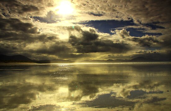 reflections of kerry by Terry O Keeffe