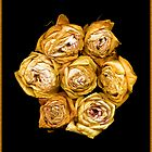 FADED ROSES 2 by Daniel Sorine