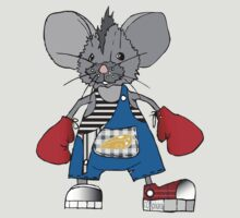 Mice Mike Mouse Boxer by DApixara