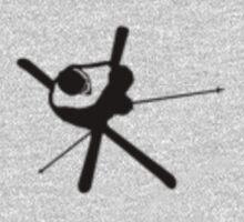 skier by Adam Johnston
