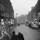 1950s Leith Street, Edinburgh by tayforth