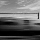 Long Island Train by David Robinson