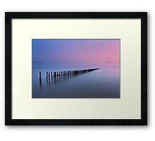 East Mersea, Essex Framed Print
