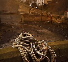 Staithes, North Yorkshire by Ian Flindt