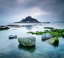 St Michael's Mount by Ian Flindt