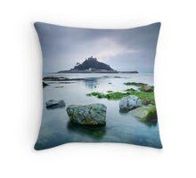 St Michael's Mount Throw Pillow