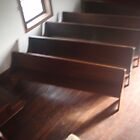 Old Church Pews  by MsLynn