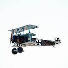Fokker  DR 1  Triplane  by aircraft-photos
