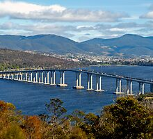 TASMAN BRIDGE by Raoul Madden
