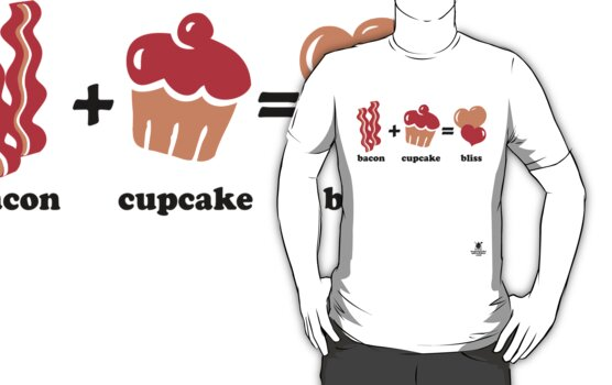 Bacon + Cupcake = Bliss by mkecupcakequeen