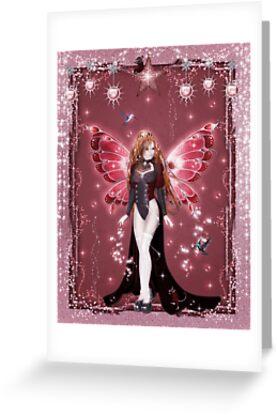 The Burlesque Fairy by PixieVamp