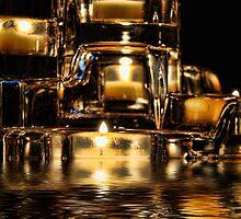 Crystal Flame II by EbelArt