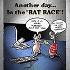 Another Day in the Rat Race by WHATSTHEPOINT