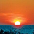 Kurumba Sunset by thebeachdweller