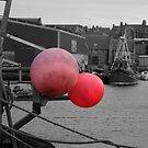 Lerwick old harbour by Twscats