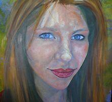 portrait of Madi by Monica Batiste
