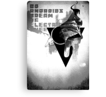 Do Androids? Canvas Print