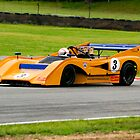 McLaren M8F Can-Am by Paul Woloschuk