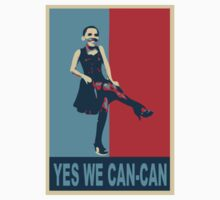 Yes we Can-Can by eritor