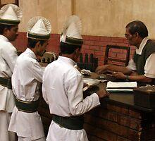 Calcutta Chai by Matt Emrich