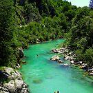 Kayaking in Heaven! by HelmD