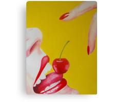 Passion fruit #2 Canvas Print